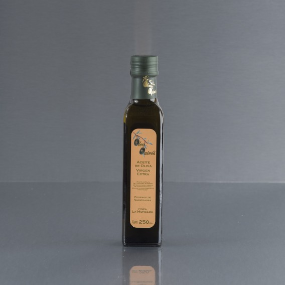 Aceite de Oliva Virgen Extra Oleo Quirós 250 ml